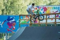 В Туле открылся первый профессиональный скейтпарк, Фото: 13