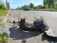 В Туле пьяная автоледи скрываясь с места ДТП врезалась в еще одну машину, Фото: 14