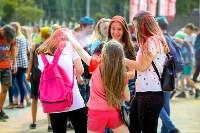 В Туле прошел фестиваль красок и летнего настроения, Фото: 63
