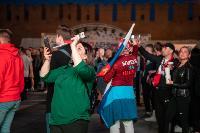 Как туляки поддерживали сборную России в матче с Бельгией, Фото: 24