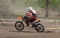 Юные мотоциклисты соревновались в мотокроссе в Новомосковске, Фото: 65