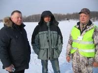 Соревнования по зимней рыбной ловле на Воронке, Фото: 38