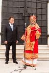 Вручение медали Груздеву митрополитом. 28.07.2015, Фото: 49