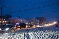 Утренние пробки в Туле, Фото: 7