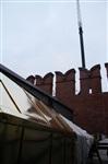 Утром 15 ноября в Тулу привезли шпиль для колокольни Успенского собора, Фото: 19