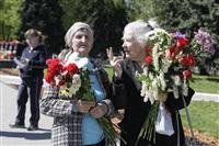 Празднование 69-й годовщины победы в Великой Отечественной войне на площади Победы. Тула, Фото: 14