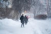 Тулу замело снегом, Фото: 3