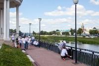 Волонтеры наводят порядок на водоемах Большой Тулы, Фото: 4