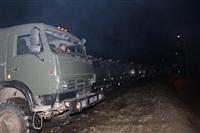 Десантники показали тулякам салют, Фото: 47