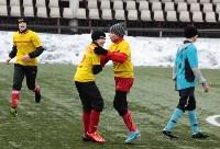 """Матч """"Тула""""-""""Кашира"""" в Новомосковске. 31.01.2015, Фото: 27"""