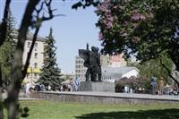 Празднование 69-й годовщины победы в Великой Отечественной войне на площади Победы. Тула, Фото: 1