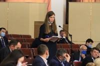В Тульской облдуме подвели итоги исполнения бюджета-2019: социальные отрасли – приоритетные, Фото: 8
