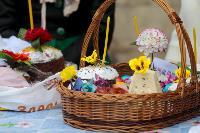 Туляки освящают пасхи и куличи, Фото: 40
