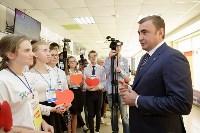 Алексей Дюмин: «Труд учителя должен быть престижным и уважаемым», Фото: 32