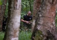 В лесу под Тулой поисковики нашли тайник с гранатами, Фото: 30
