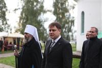 Владимир Груздев принял участие в фестивале «Поле Куликово», Фото: 31