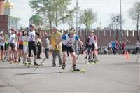 Лыжероллерный спринт. 1.05.2014, Фото: 15