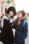 В Тульском кремле открылась новогодняя елка, Фото: 15