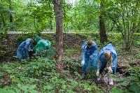 На экотропе «Малиновая засека» прошел Всероссийский субботник, Фото: 48