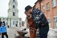 Масленица в Торговых рядах тульского кремля, Фото: 7