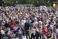 Митинг и рок-концерт в честь Дня Победы. Центральный парк. 9 мая 2015 года., Фото: 31