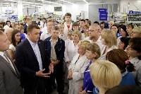 В Богородицке Алексей Дюмин посетил ООО «Завод №423», Фото: 5