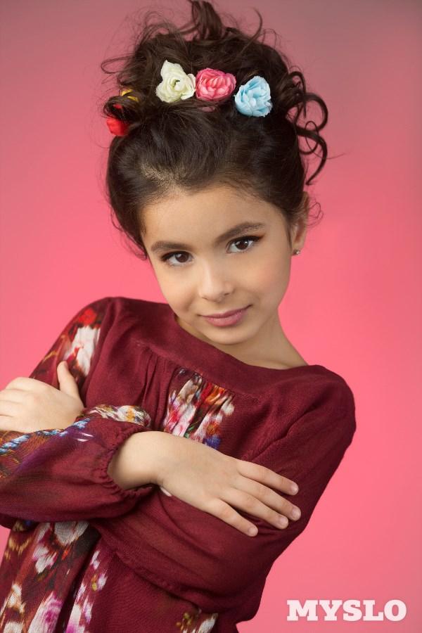 Тараздарова Катя 6 лет