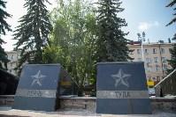 Реставрация обелисков на площади Победы, Фото: 6