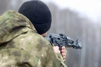 Стрельба, БТР и спасение раненых: в Тульской области бойцы Росгвардии неделю жили в лесу, Фото: 17