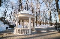 Морозное утро в Платоновском парке, Фото: 7