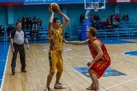 «Русичи» Курск - «Тула-Арсенал» Тула -  82:64, 56:51., Фото: 36