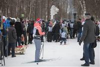 В «Лыжне России-2014» приняли участие три тысячи туляков, Фото: 65
