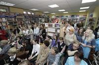 Юрий Вяземский на встрече с читателями, Фото: 10
