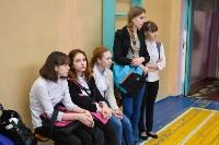 Старт тестирования комплекса ГТО в тульских школах. 16 февраля 2016 года, Фото: 82