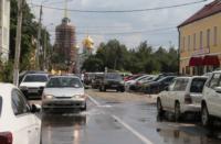 Возле роддома в центре Тулы забил фонтан, Фото: 12