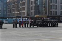 Военный парад в Туле, Фото: 8