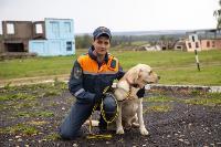 Испытания кинологов в Тульском спасательном центре, Фото: 45