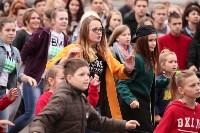 Танцевальный фестиваль на площади Ленина. 13.09.2015, Фото: 54