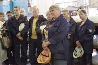 Алексей Дюмин посетил Ефремовский завод синтетического каучука, Фото: 15