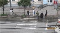 Пешеходный переход на ул. Советской. Решение дорожного вопроса, Фото: 2