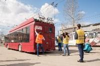Конкурс водителей троллейбусов, Фото: 21