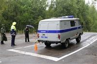В Туле полицейские соревнуются в мастерстве, Фото: 5