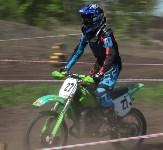 Юные мотоциклисты соревновались в мотокроссе в Новомосковске, Фото: 20