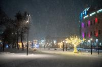 В Туле ночью бушевал буран, Фото: 55