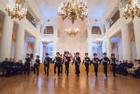 В колонном зале Дома дворянского собрания в Туле прошел областной кадетский бал, Фото: 118
