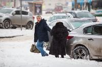 Последствия снежного циклона в Туле, Фото: 15