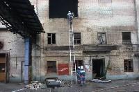 В Новомосковске произошел пожар на химпредприятии: есть пострадавший, Фото: 1