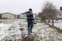Взятие проб на радиацию в Тепло-Огаревском районе Тульской области, Фото: 5