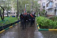 У домов тульских ветеранов прошли парады, Фото: 8