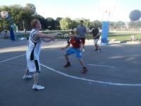 В Центральном парке Тулы прошли соревнования по уличному баскетболу, Фото: 20